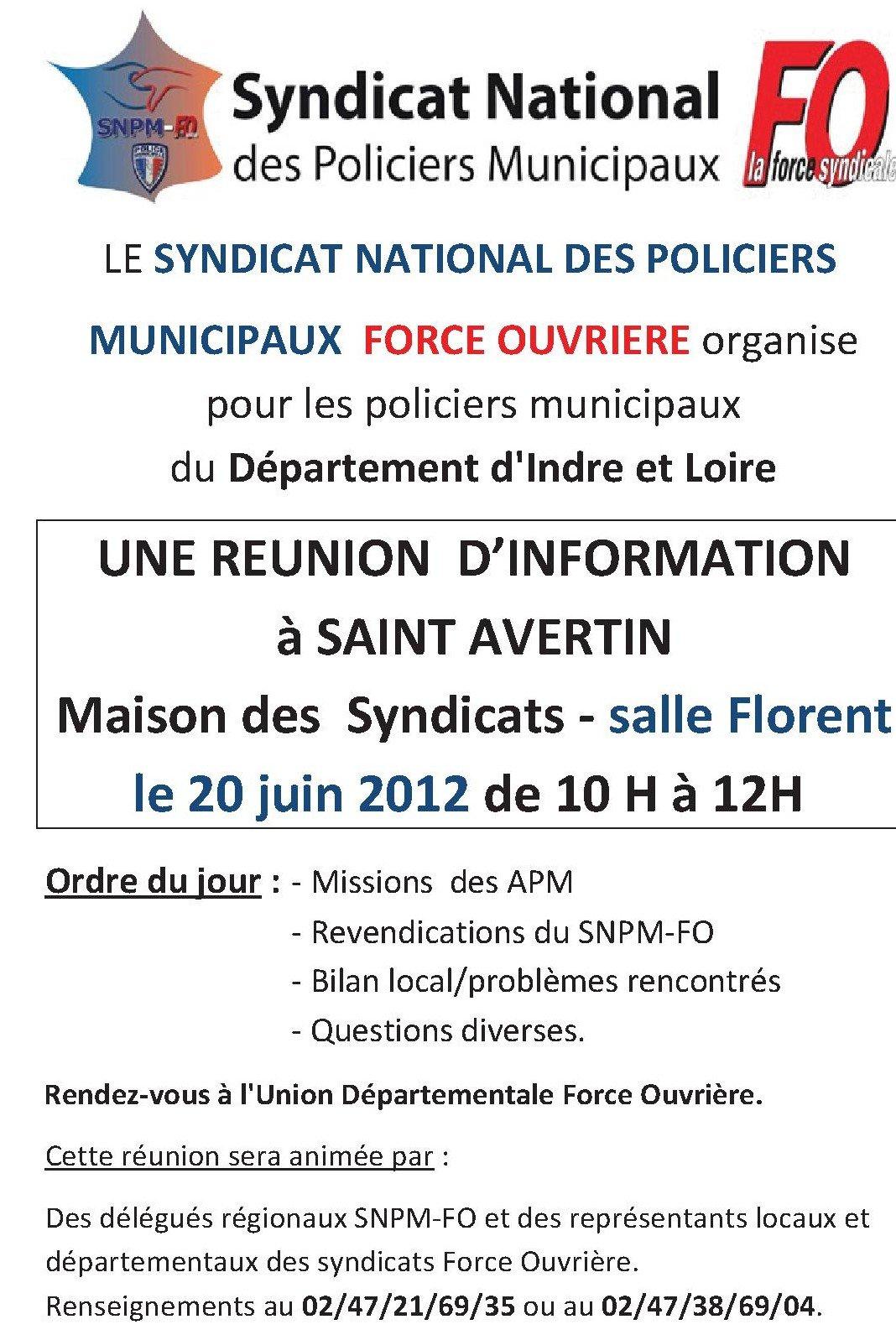 Nos actions dans la région + articles de journeaux (Tribunal Administratif,grève,manif, etc.) tract-reunion-20-juin-2012-Saint-avertin